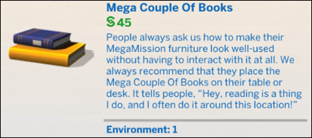 Mega Couple of Books