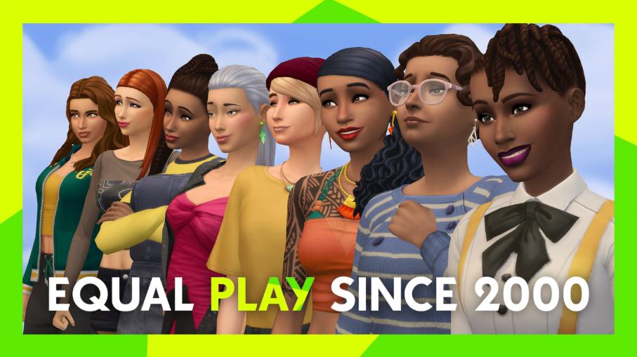 IWD - Sims 4