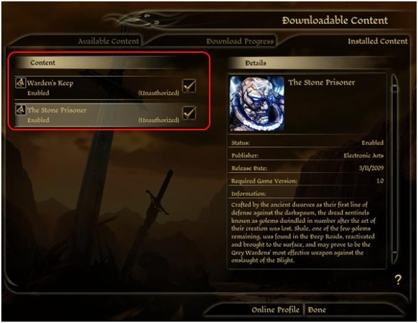 dragon age 2 dlc free download pc