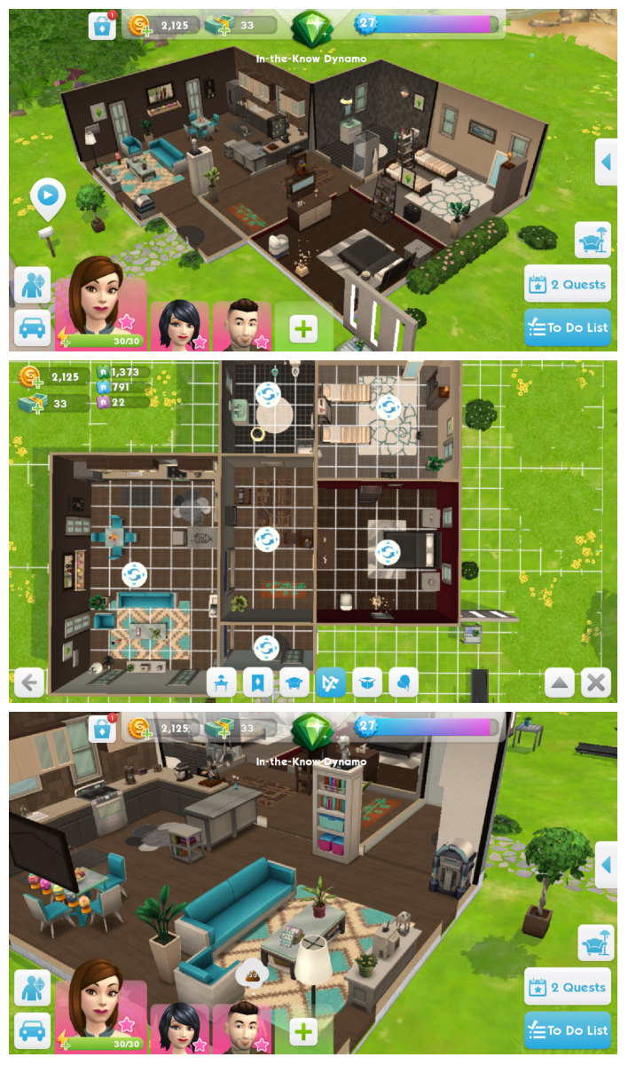 The Sims Mobile Share Your House Blueprints Answer Hq