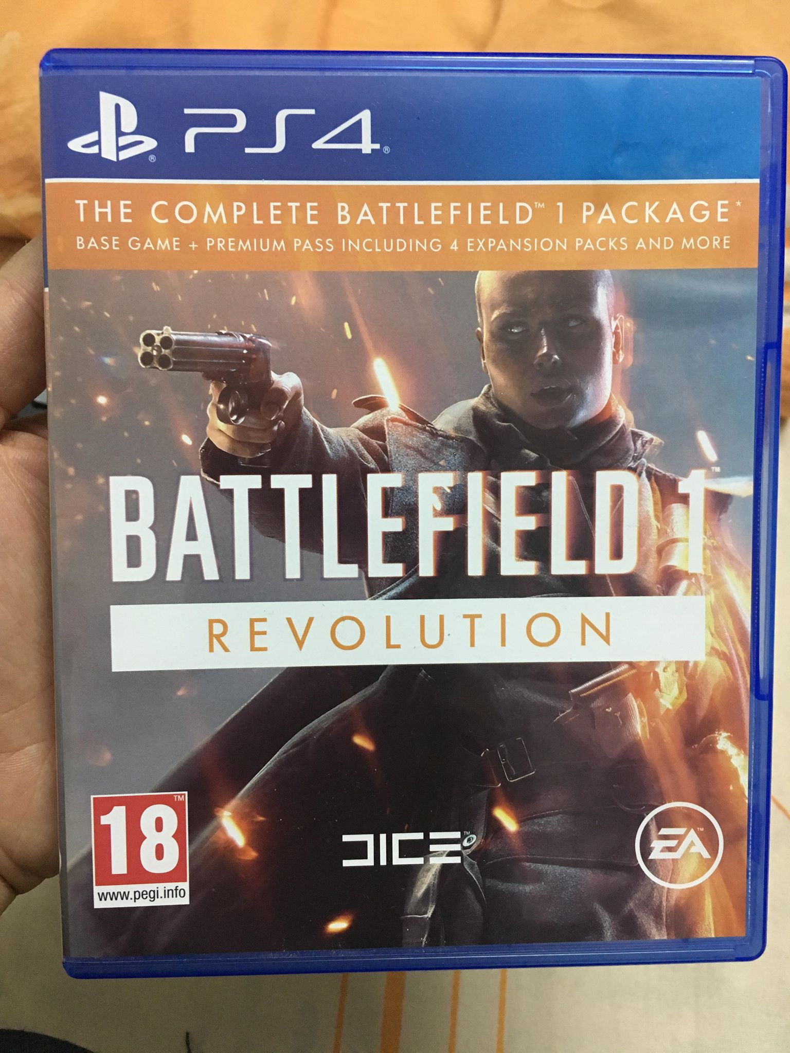 Solved Battlefield 1 Revolution Ps4 Answer Hq Game 38085493 494800970956730 4423656030995480576 N